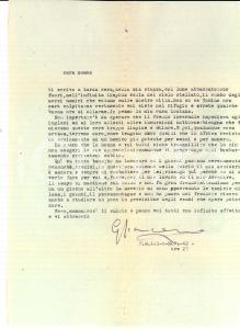 1942 WW2 ALBANIA Posta Militare 111 Giacomo CONTESSA sui bombardamenti alleati