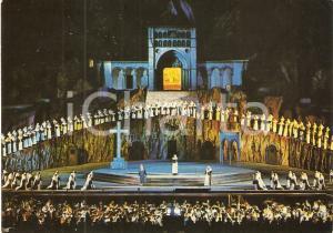 1975 ARENA DI VERONA Stagione lirica LA FORZA DEL DESTINO Opera *Cartolina FG NV