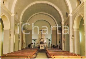 1975 SELARGIUS (CA) Parrocchia SANTISSIMO SALVATORE Opera DON ORIONE *Cartolina