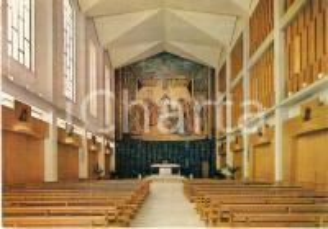 1975 ca CAGLIARI Seminario arcivescovile - Interno *Cartolina FG NV