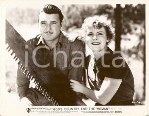 1937 GOD'S COUNTRY AND THE WOMAN George BRENT Beverly ROBERTS Ritratto *Foto