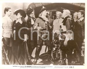 1948 THE SWORDSMAN Larry PARKS Ellen DREW assistono a rissa *Foto di scena