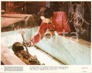 1983 TREASURE OF THE FOUR CROWNS Tony ANTHONY trafuga tesori mummia *Lobby Card
