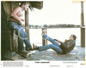 1980 THE HUNTER Steve McQUEEN Movie by Buzz KULIK *Manifestino LOBBY CARD