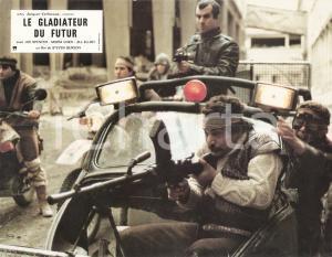 1983 ENDGAME - BRONX Lotta finale Scena dal film di Joe D'AMATO *Manifestino