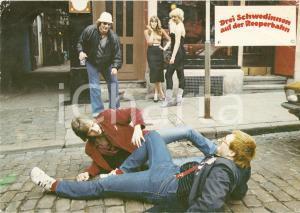 1980 SUPERSEXY MOGLI SVEDESI Drei Schwedinnen auf der Reeperbahn *Manifestino