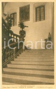 1930 ca TRIUGGIO (MB) Casa degli Esercizi Villa Sacro Cuore a TREGASIO Cartolina