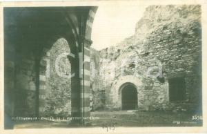 1930 ca PORTO VENERE (SP) Interno della Chiesa di SAN PIETRO *Cartolina FP NV