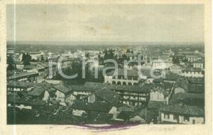 1944 SEREGNO (MB) Panorama della città *Cartolina FP VG