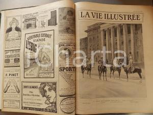 1898 - 1899 LA VIE ILLUSTREE Numeri 1 - 37 Première - deuxième année VOLUME