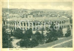 1951 VERONA Prospettiva dell'Arena *Cartolina postale FG VG
