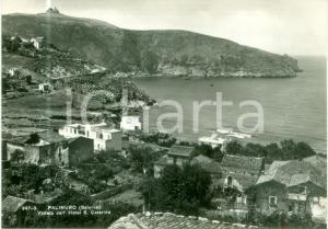 1955 ca CENTOLA (SA) Capo PALINURO visto dall'Hotel SANTA CATERINA *Cartolina FG