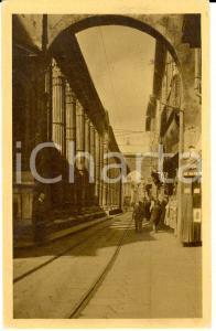 1933 MILANO Veduta delle colonne di SAN LORENZO *Cartolina animata FP VG