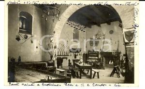 1939 GRADARA (PU) Castello MALATESTIANO - Corpo di Guardia *Cartolina FP VG