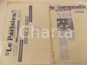 1962 Jusuf Roberto MANDEL e Carlotta RIMINI - Rassegna stampa eventi letterari