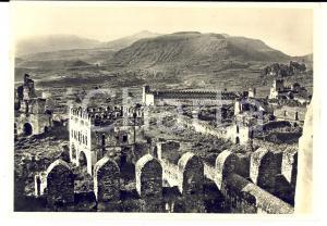 1935 AOI GONDAR (ETIOPIA) Castelli costruiti dai Portoghesi *Cartolina FG NV