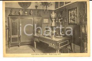 1930 ca MILANO Galleria PANDINI - Studio Luigi XVI *Cartolina pubblicitaria FP