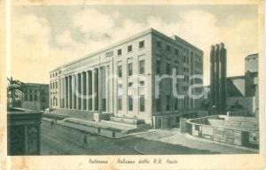 1941 PALERMO Palazzo delle Regie Poste Cartolina postale FP VG