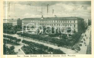1940 BARI Regia Università Adriatica Benito MUSSOLINI *Cartolina FP VG