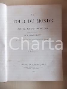 1860 LE TOUR DU MONDE Illustré par nos plus célèbres artistes I-II semestre