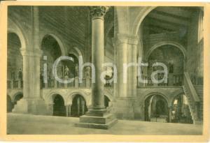 1940 ca VERONA Basilica Abbaziale San Zeno Maggiore *Cartolina FG NV