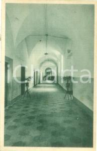 1951 PONTREMOLI (MS) Un corridoio del seminario Cartolina FP VG