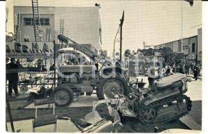 1960 BARI Fiera del LEVANTE - Padiglione SO.GE.MA. Città di Castello *Cartolina