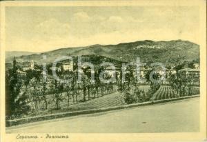1952 BOLANO (SP) Panorama della frazione CEPARANA Cartolina FG VG
