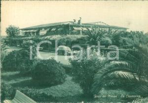 1950 ca FORTE DEI MARMI (LU) La Capannina Cartolina postale FG VG