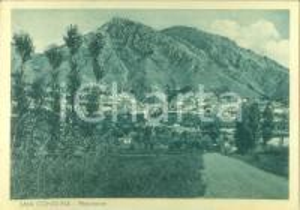 1956 SALA CONSILINA (SA) Panorama con i monti Cartolina FG VG