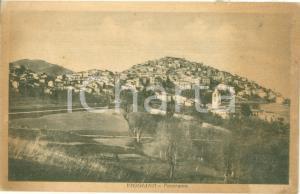 1950 VIGGIANO (PZ) Panorama generale del paese Cartolina FP VG
