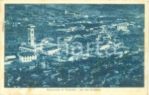 1941 VAIANO (PO) Panorama del paese in Valle del BISENZIO Cartolina FP VG