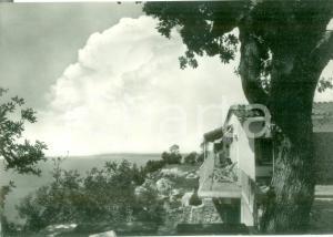 1958 MATERA Panorama da terrazze del SANTAVENERE HOTEL *Cartolina FG VG