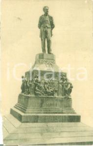 1913 MILANO Monumento a Giuseppe VERDI Scultore Enrico BUTTI *Cartolina FP VG