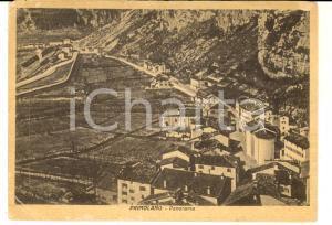 1940 ca PRIMOLANO (VI) Panorama del paese *Cartolina postale FG NV