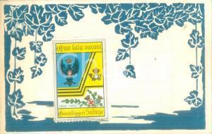 1903 12° Reggimento Cavalleggeri SALUZZO *Cartolina reggimentale FP NV