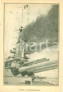 1920 ca LE GRANDI ENERGIE DELLA GRANDE GUERRA Pronti al combattimento *Cartolina