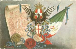 1900 ca MILANO 23° Distretto Militare  Illustratore FARCIOLI *Cartolina FP NV