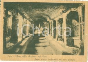1950 SUTRI (VT) Chiesa della Madonna del Parto *Cartolina FG VG