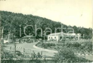 1955 ca PIGNOLA (PZ) Villaggio turistico di RIFREDDO *Cartolina FG VG