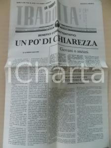 1985 MILANO ANCR LA NUOVA TRADOTTA Benefici combattentistici *Giornale n° 3-4