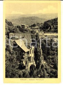 1959 VIGGIU' (VA) Veduta della Colonia dell'ACQUA *Cartolina postale FG VG