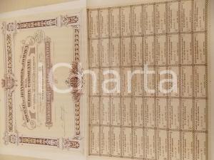 1930 ca PARIS Société Transports en Commun Région Parisienne *Action 500 Francs