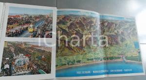 1970 ca Riviera della VERSILIA Pubblicazione ILLUSTRATA con mappa 15 pp.VINTAGE
