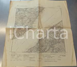 1920 ca Istituto Geografico Militare CARTA D'ITALIA - GHIFFA Foglio 31 *Mappa