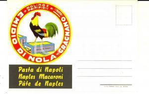 1960 ca GRAGNANO (NA) Emidio DI NOLA Molino e pastifici *Cartolina pubblicitaria