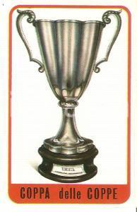 PANINI - CALCIATORI 1971 - 1972 Coppa delle Coppe *Figurina n. 130