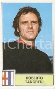 PANINI - CALCIATORI 1971 - 1972 Figurina Roberto TANCREDI Serie A MANTOVA