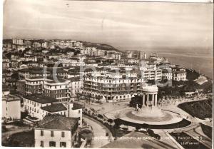 1955 ANCONA Monumento ai caduti visto dall'aereo *Cartolina FG VG