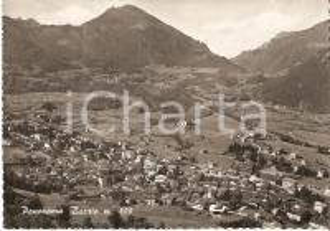 1955 ca BARZIO (LC) Panorama del paese *Cartolina FG NV